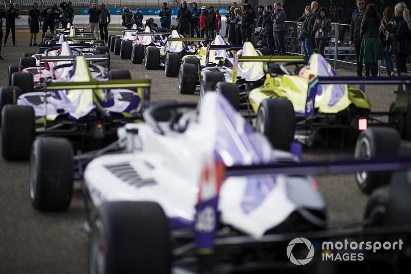 GALERÍA: la primera carrera de la W Series en imágenes