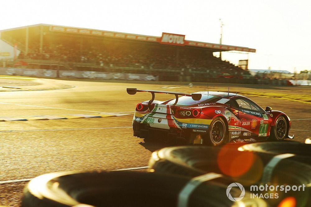 """Molina: """"Este año, el objetivo es ganar las 24h de Le Mans"""""""