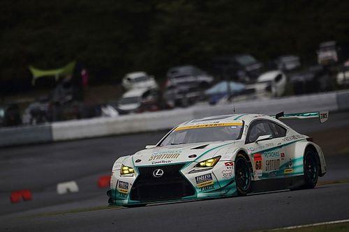 60号車LMcorsa、22番手から9位まで追い上げ。吉本大樹「チームにとってめぐみの雨に」