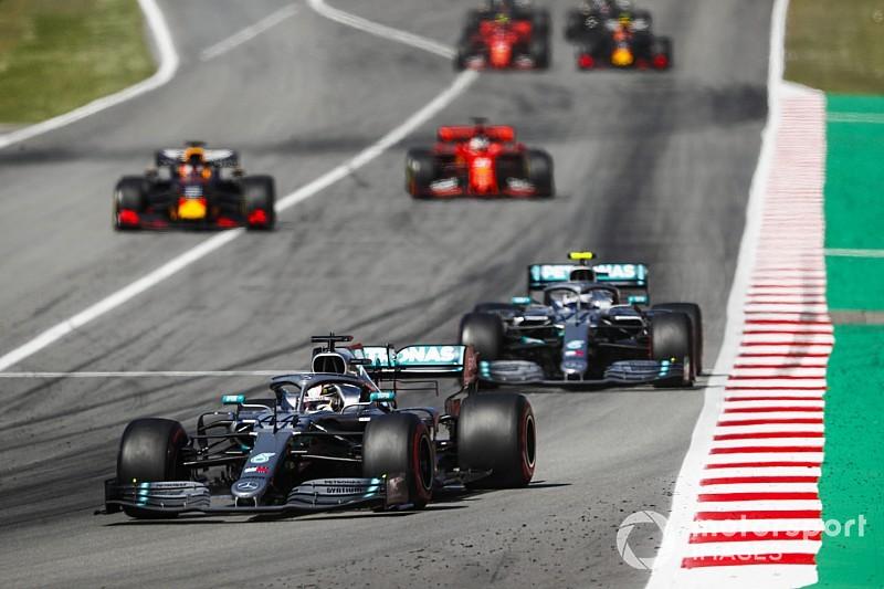 Хемілтон і Боттас розповіли про битву за найшвидше коло на ГП Іспанії