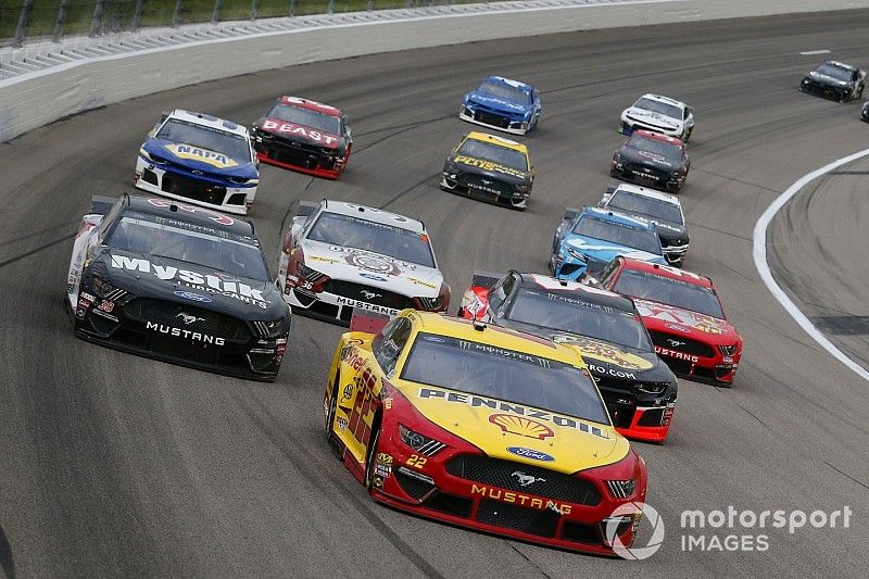 NASCAR: New aero rules not 'a magic bullet' but pass eye-test