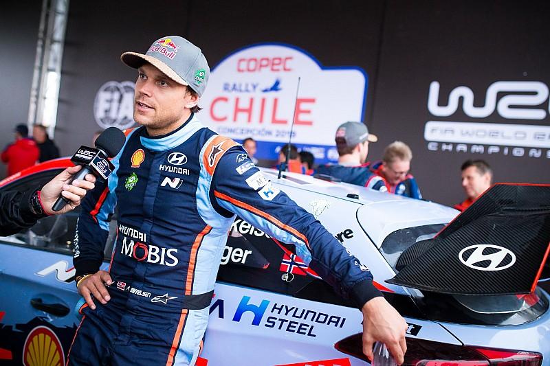 Mikkelsen returns to Hyundai for Sardinia