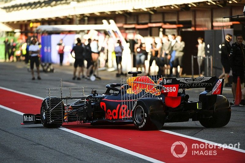 F1 mulling reduced pre-season test schedule for 2020