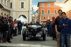 Mille Miglia na półmetku