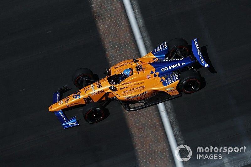 Alonso admits he's worried about qualifying for Indy 500