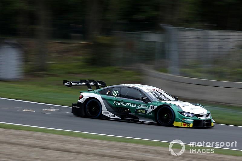 Marco Wittmann se lleva la pole con su BMW en Zolder