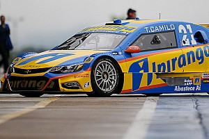 Thiago Camilo brilha e conquista terceira pole seguida na Stock Car