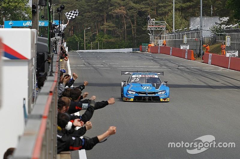DTM-Rennen Zolder 1: Philipp Eng feiert Premierensieg!