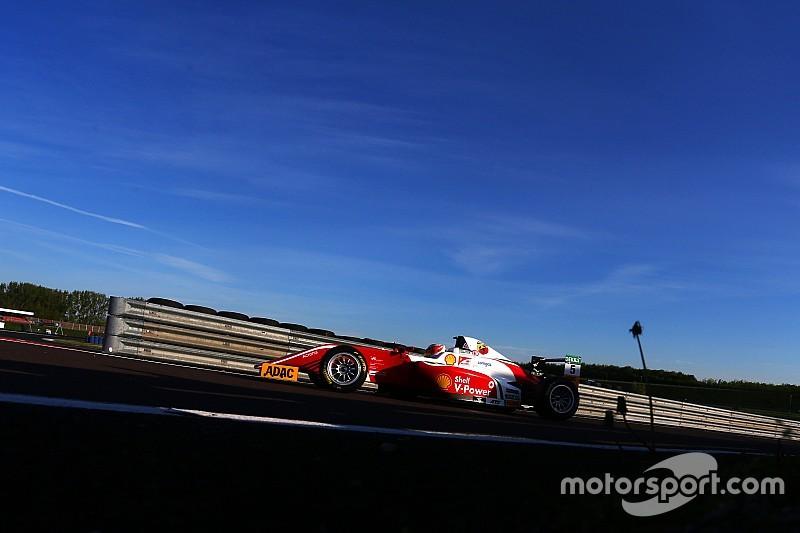 Petecof faz grande corrida de recuperação em etapa da F4 Alemã
