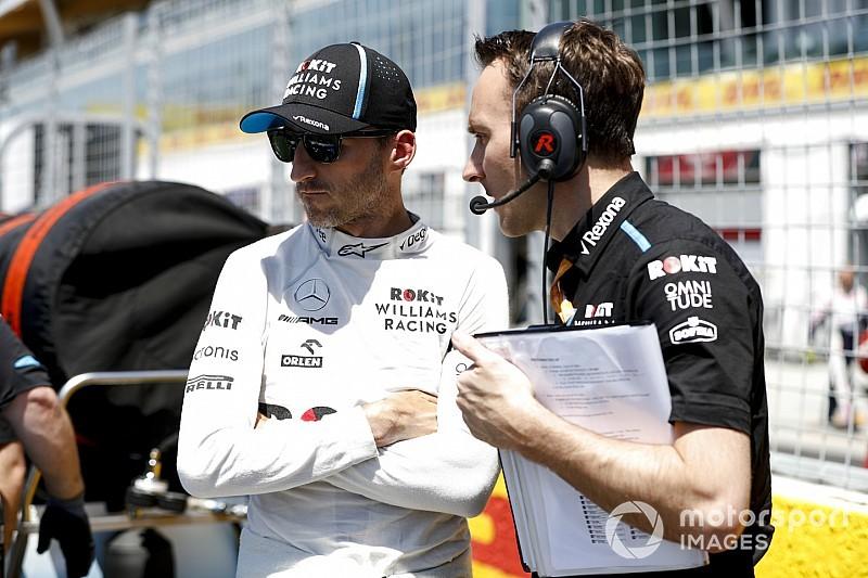 Villeneuve: Kubica, Russell'dan net şekilde daha yavaş