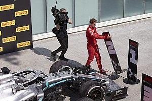 Ferrari abandonne l'appel de la pénalité de Vettel mais ne désarme pas