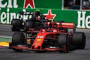 Leclerc hekelt politieke spelletjes binnen Formule 1