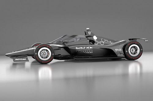 A Red Bull az IndyCarnak fejleszt szélvédőt
