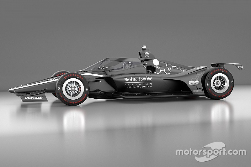 L'IndyCar adoptera l'Aeroscreen de Red Bull en 2020