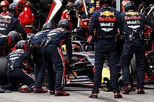 Verstappen overwoog extra stop voor snelste raceronde in Monaco