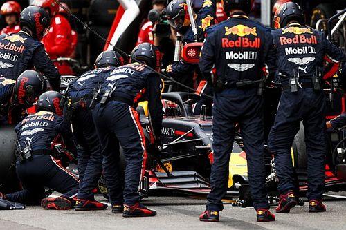 Red Bull bat (encore) le record de l'arrêt le plus rapide!