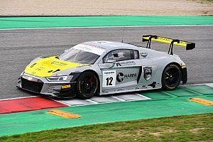 GT Italiano, Monza, Libere 1: Drudi sugli scudi