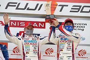 "SARD boss says ""the usual Kovalainen"" returned at Fuji"