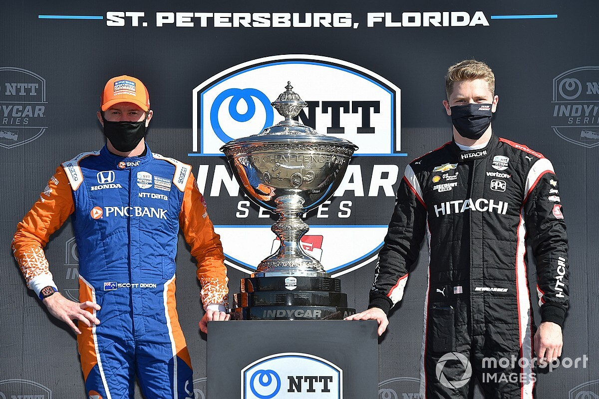Newgarden plans on aggression, Dixon aims to avoid trouble