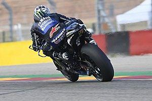 Viñales a dédié sa première journée à des tests pour Valence