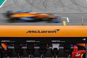 McLaren: ecco il fire-up della power unit Mercedes