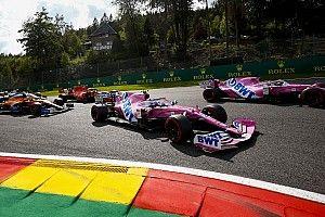 Racing Point решила не оспаривать наказание за копирование