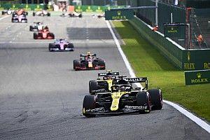 Renault walczy o trzecie miejsce