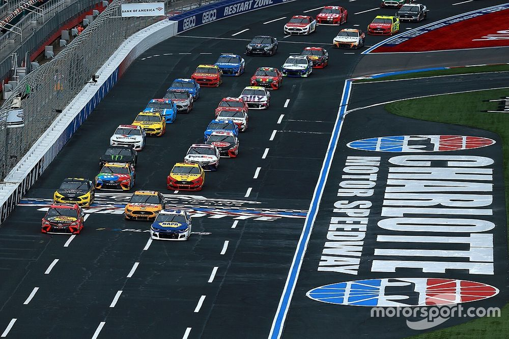 NASCAR releases starting times for the 2021 season