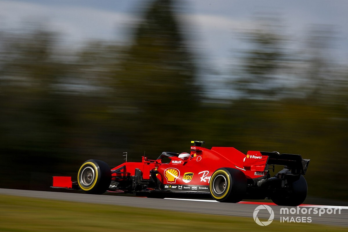 Binotto says upgrades show Ferrari heading in right direction
