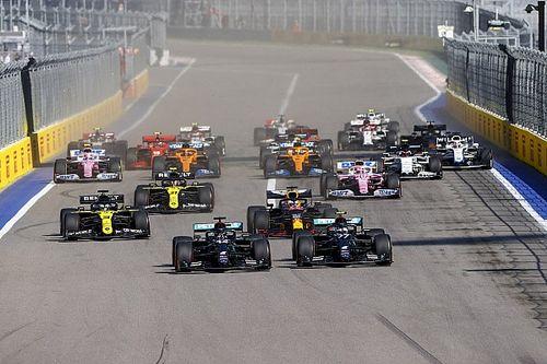 Live bei Sky: Alle TV-Infos zum Formel-1-Rennen in Sotschi 2021!
