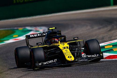 """F1: Ocon faz críticas duras à Renault após bandeirada, mas muda tom e acaba considerando GP """"uma boa corrida"""""""