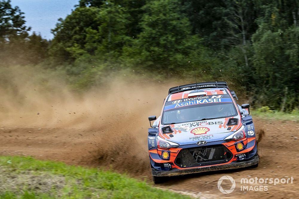 Reli Estonia Sepakat Perpanjang Kontrak WRC