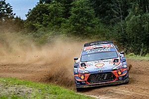 WRC: Tanak reina en Estonia con doblete de Hyundai
