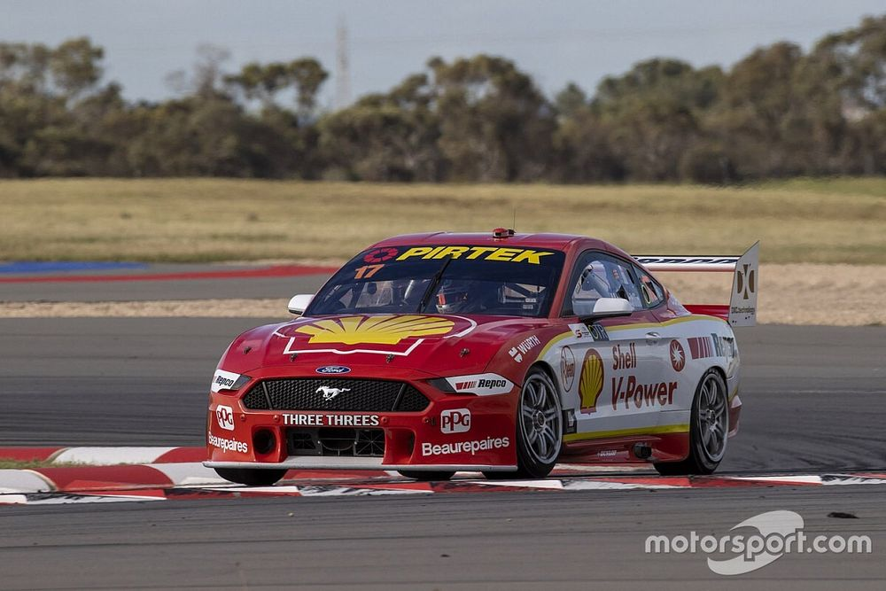 2020 Supercars The Bend Supersprint race results