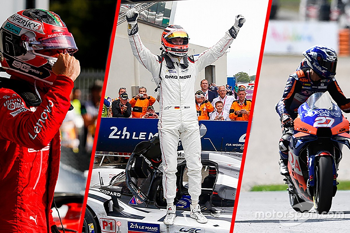 Which Grand Prix are you? Take this test to find out