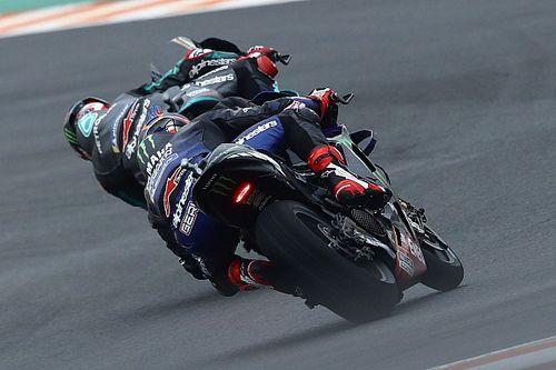 Fotos: la lluvia marca los primeros entrenamientos de MotoGP en Valencia