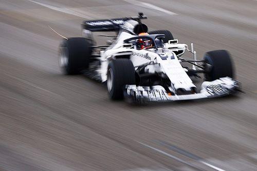 Fotos y declaraciones del debut de Tsunoda en F1 con AlphaTauri