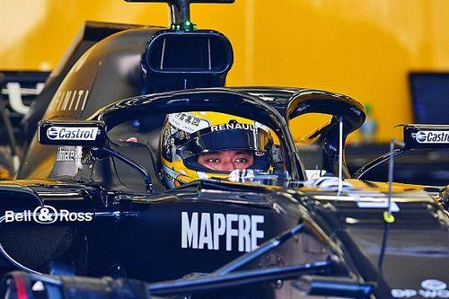 Zhou Satu-satunya Harapan Cina di F1