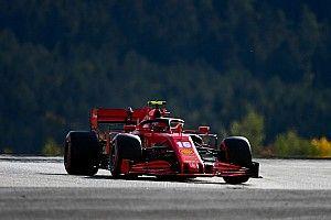 Leclerc: padecí mucho con el neumático blando en Eifel