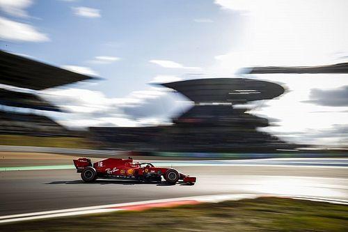 LIVE F1 - Suivez le GP de l'Eifel en direct
