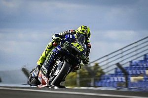 Yamaha pense ne pas remplacer Valentino Rossi