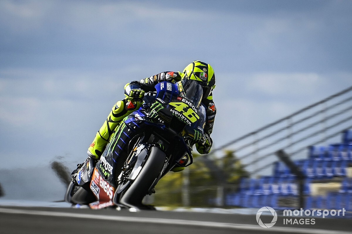 Yamaha pense ne pas remplacer Valentino Rossi