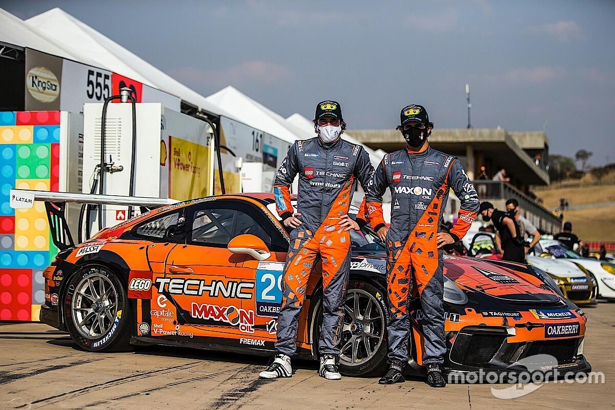 Embalado pela liderança na Sprint, Rodrigo Mello busca reação na Porsche Endurance Series