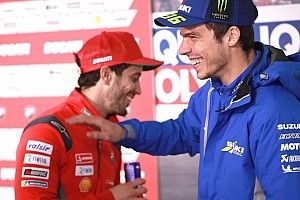 Dovizioso: Mir doesn't need to win races to claim MotoGP title