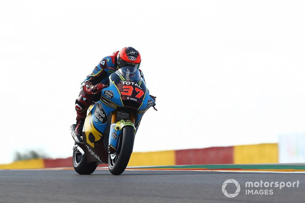 Moto2, Teruel, Libere 1: Fernandez su Lowes, Marini decimo