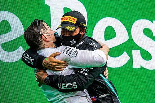 """Hamilton: """"Não há garantia"""" de que estarei no grid no próximo ano"""