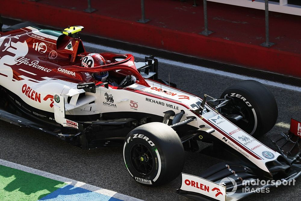 Alfa Romeo о выборе Джовинацци: На нас не давили