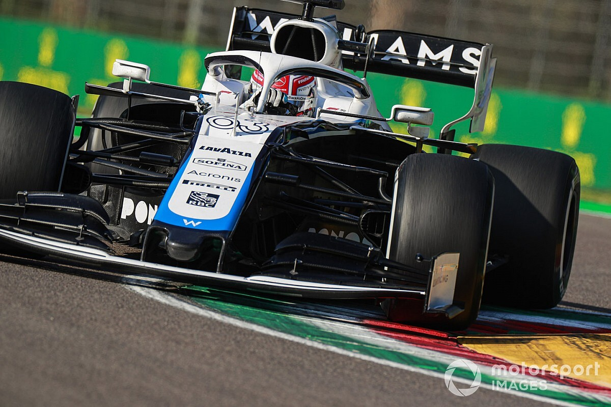 "Russell gutted over ""stupid mistake"" behind safety car"