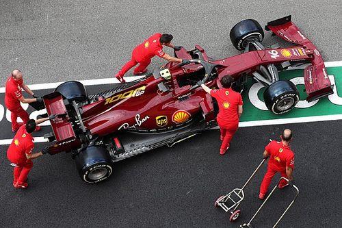 GALERÍA TÉCNICA: Últimos desarrollos técnicos clave de la F1 en Mugello