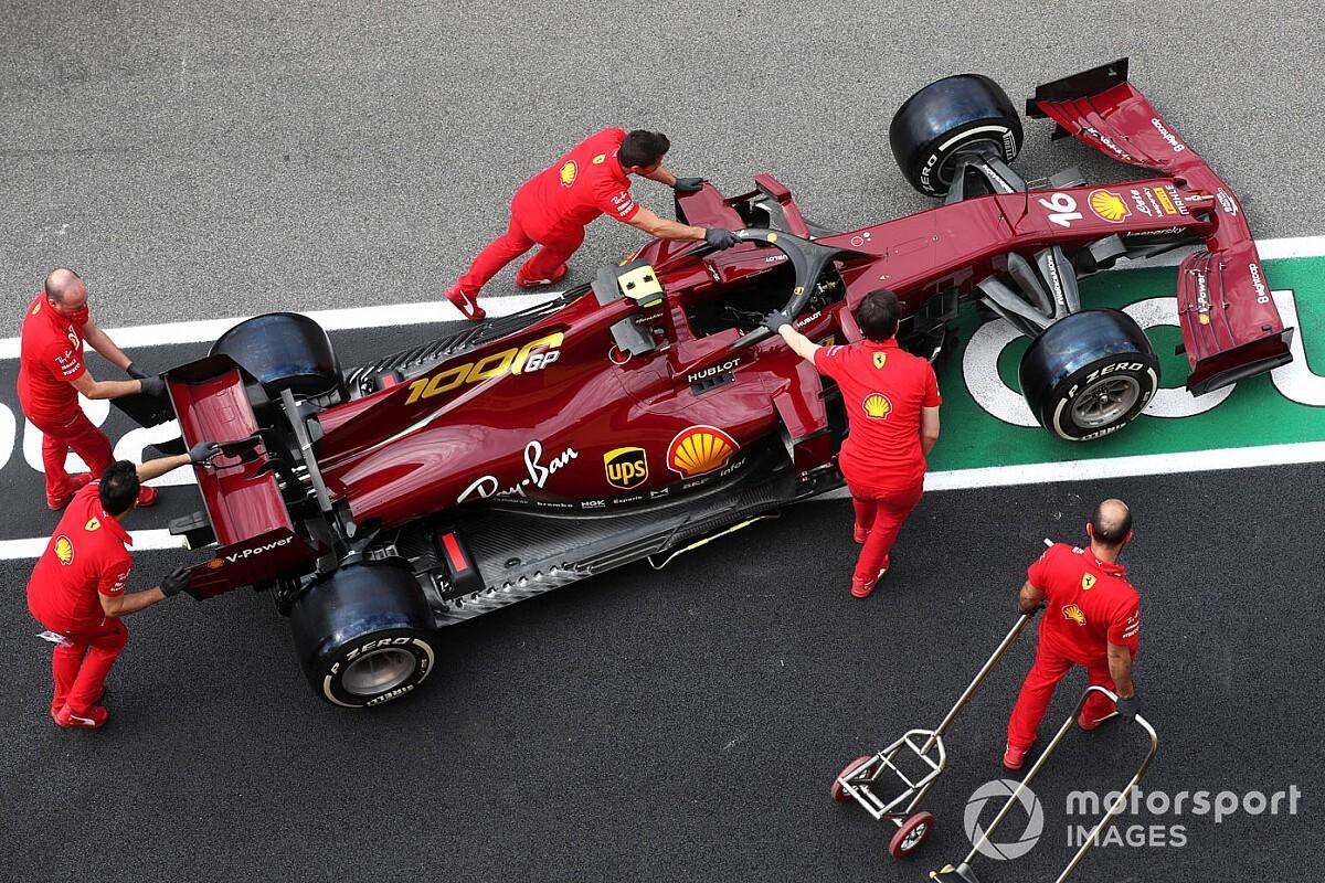 Tuscan GP: Latest key F1 technical developments